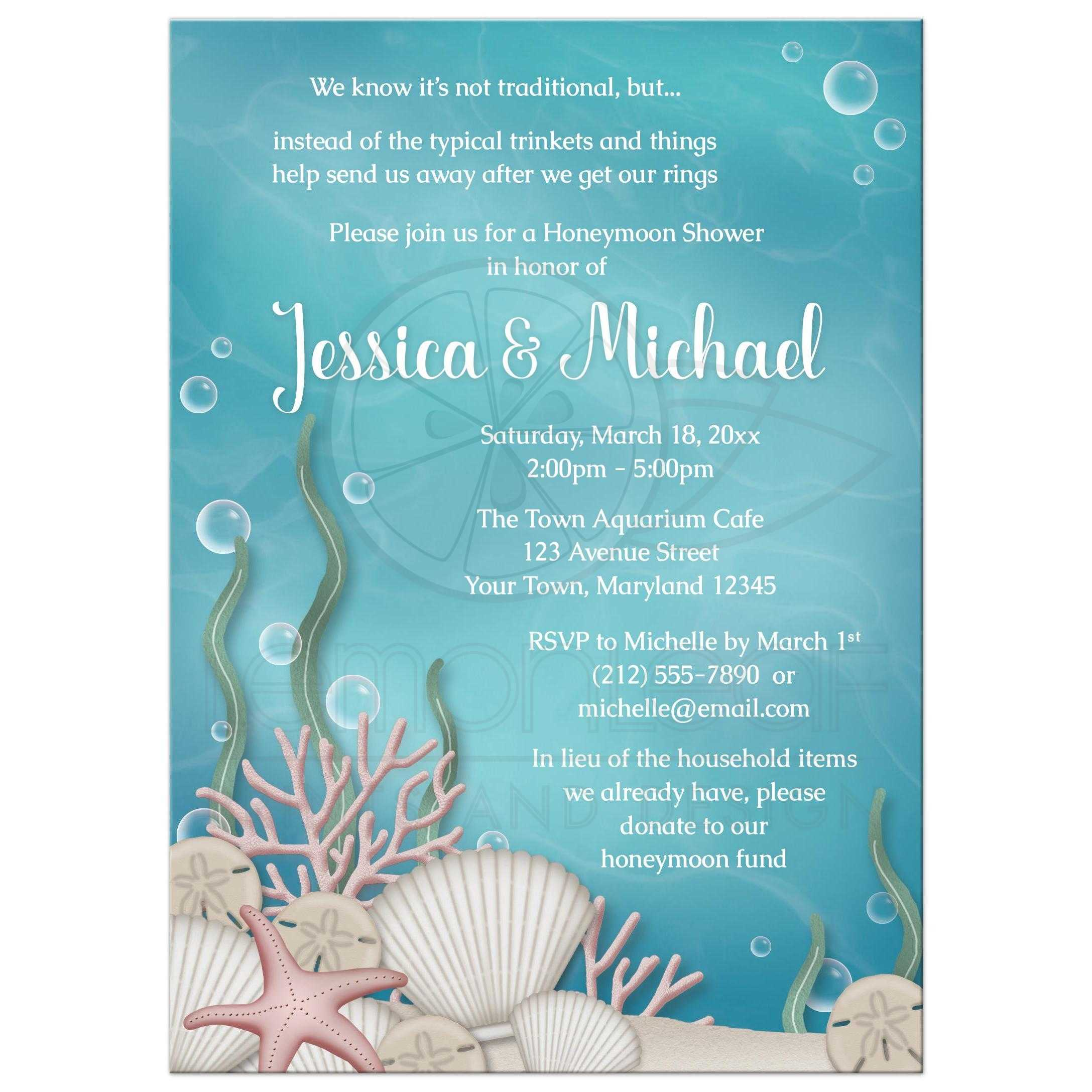 52857 Rectangle Whimsical Under The Sea Honeymoon Shower Invitations Jpg T 1520704045